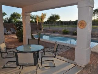 Heated Pool Fantastic view home on the Golf Course - Queen Creek vacation rentals