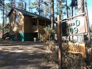 Moose Manor - Ruidoso vacation rentals