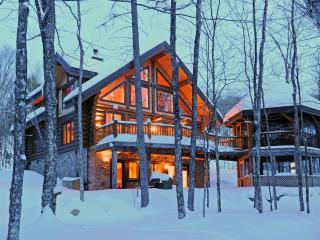 Chalet RiverLog - Mont Tremblant vacation rentals