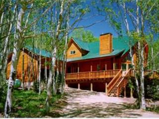 Idyllic House with 3 Bedroom/2 Bathroom in Angel Fire (HO 257) - Taos Area vacation rentals