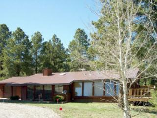 Ideal 3 BR, 2 BA House in Angel Fire (HO VG34) - Angel Fire vacation rentals