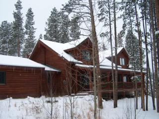 Peak 7 Log Home, Sleeps 14, Hot tub, wifi, HBO - Breckenridge vacation rentals