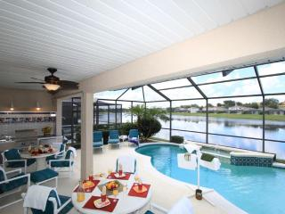 LAKEFRONT only 4 Miles to DISNEY Flipkey Award Winner, Rated EXCELLENT! - Kissimmee vacation rentals