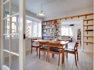Large Copenhagen apartment with balcony at Noerrebro - Copenhagen vacation rentals