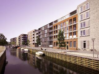 Modern Copenhagen apartment overlooking the canals - Copenhagen vacation rentals