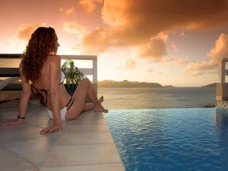 Luxury Villa with Spectacular Ocean, Sunset Views - Saint Barthelemy vacation rentals