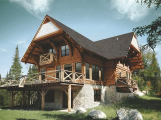 Luxurious 5br Log Home At Rcnt Chalets - Lac-Superieur vacation rentals