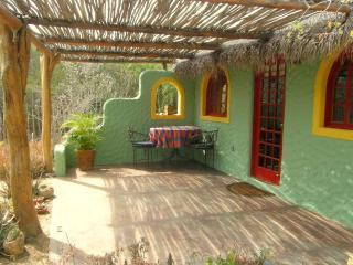 Garden Casita: A 1 bedroom studio in Cabo Pulmo - Cabo Pulmo vacation rentals