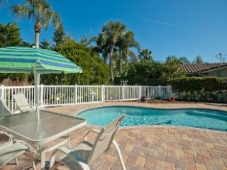 Pool side - Down by the Sea-268 Gladiolus - Anna Maria - rentals