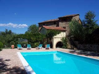 Large Villa with Private Pool and Stunning Views - Citta di Castello vacation rentals