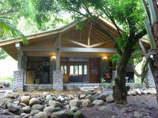 Riverside cottage in a plantation - Dominica vacation rentals