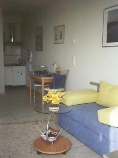 Vacation Apartment in Warnemünde - 269 sqft, nice, functional (# 293) - Rostock vacation rentals