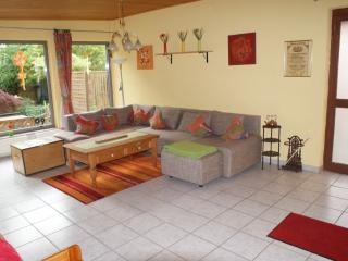 Vacation Apartment in Diez - beautiful landscaped garden, terrace (# 655) - Rhineland-Palatinate vacation rentals