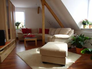 Vacation Apartment in Rudolstadt - 797 sqft, parking available, quiet location (# 1077) #1077 - Vacation Apartment in Rudolstadt - 797 sqft, parking available, quiet location (# 1077) - Rudolstadt - rentals