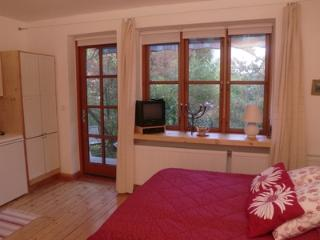 Vacation Apartment in Celle - 193 sqft, Spanish tiles and wood create a nice atmosphere, nature-like… - Lachendorf vacation rentals