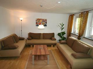 Vacation Apartment in Stolpen - 1399 sqft, newly furnished, quiet location, terrace with barbecue (#… - Stolpen vacation rentals