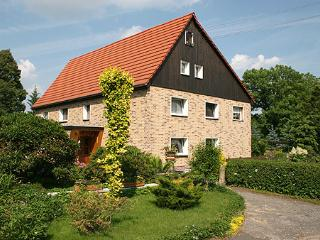 Vacation Apartment in Stolpen - additional living room with TV (# 1329) - Thuringia vacation rentals