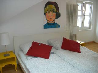 Vacation Apartment in Regensburg - 592 sqft, central, nice, clean (# 446) - Regensburg vacation rentals