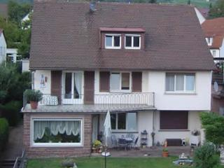 Vacation Apartment in Remshalden - spacious, bright, large balcony (# 829) - Waiblingen vacation rentals