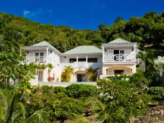 Lime Hill Villa at English Harbour, Antigua - Stunning Views, Pool, Tropical Gardens - English Harbour vacation rentals