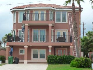 BEACHVIEW, 6BDRM/4BA,HEATED POOL, JACUZZI,BILLIARD - South Padre Island vacation rentals