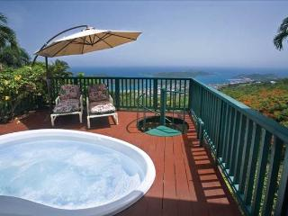 Kyalami at Estate Elizabeth, St. Thomas - Ocean View, Amazing Sunset Views, Pool - Saint Thomas vacation rentals