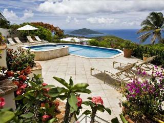 Villa Gardenia at Mandahl Peak, St. Thomas - Ocean View, Pool, Short Drive To Beach - Mandahl Peak vacation rentals