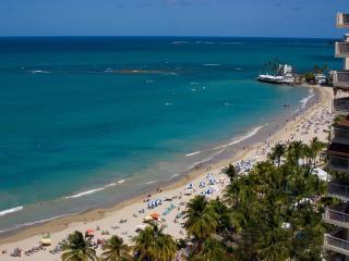 Luxurious ocean view studio next to major hotels - Carolina vacation rentals