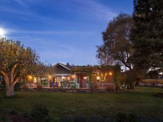 4BR/4BA hm w/solar htd pool surrounded by vineyard - Healdsburg vacation rentals
