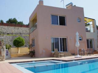 Villa Nefeli with sea view in Agia Marina - Agia Marina vacation rentals