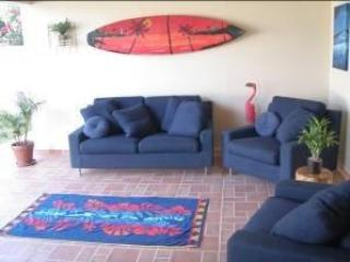 Private Terrace - PALMAS VACATION RENTALS / SEASHELL APT. #2 - Aguadilla - rentals