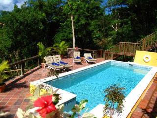 Cinnamon Beach Villa Paradise nestled in the hills - Marigot Bay vacation rentals