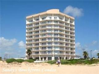 Beachfront Aquarius Condominium - 2BR Gulf View! - South Padre Island vacation rentals