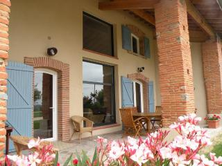 Gite with panoramic view - Near Toulouse - Ariege vacation rentals