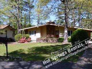 12AlamLn | DeSoto Golf Course | Home| Sleeps 6 - Hot Springs Village vacation rentals