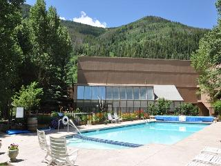 Great Value studio at Pitkin Creek can sleep up to six people - Vail vacation rentals