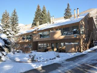 Cozy one bedroom unit in eastvail on free town of Vail bus shuttle - Vail vacation rentals