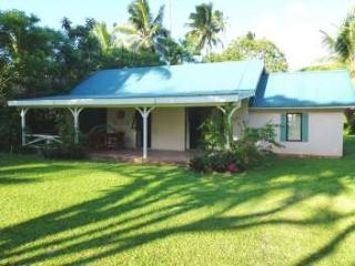 2 bedroom House with Deck in Rarotonga - Rarotonga vacation rentals