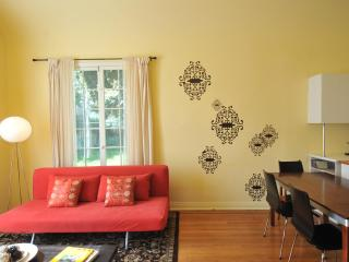 Stunning 1920's Hollywood Hills 1BR oasis - Los Angeles vacation rentals