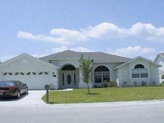 lakesidefloridavilla 4 bed 3 bath luxury villa - Image 1 - Davenport - rentals