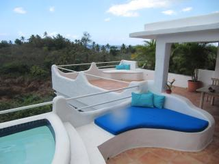 Beach villa with a view! Las Terrenas DR - Las Terrenas vacation rentals
