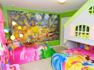 Snow White Magical Villa in Windsor hill - Kissimmee vacation rentals