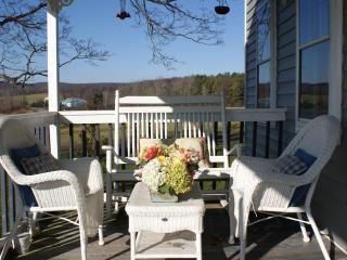 Gilbertsville Charming Farmhouse 125 Private Acres - Bouckville vacation rentals