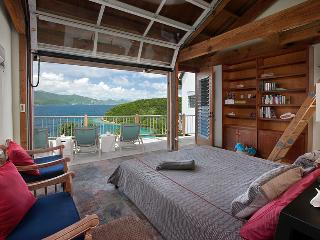 Retreat at Dreekets Bay, Haulover Bay, East End St. John - Oceanfront, Pool, Cooling Tradewinds - Saint John vacation rentals