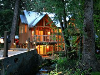 Stream Runs Through, Towering Firs, Beautiful View - Sundance vacation rentals