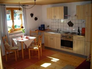 Vacation Apartment in Eschenlohe - 592 sqft, lovely, central, quiet (# 1196) - Lenggries vacation rentals
