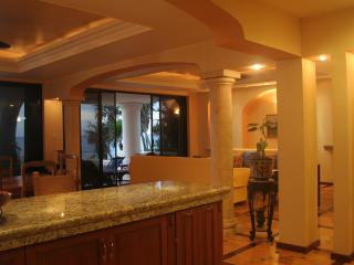 Luxurious Ocean front Villa four to six bedrooms - Puerto Aventuras vacation rentals