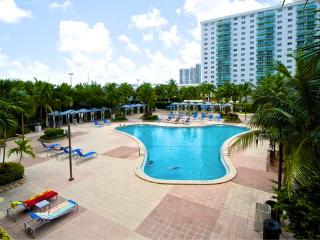 O. Reserve 1BR 1BA,  Just Steps Away from the Beach! - Sunny Isles Beach vacation rentals