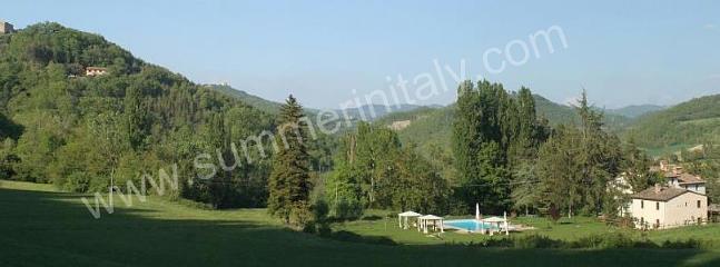 Villa Aria - Image 1 - Montone - rentals