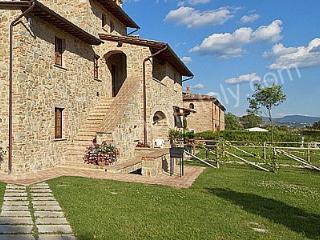 Nice 2 bedroom San Pietro a Cegliolo House with Deck - San Pietro a Cegliolo vacation rentals